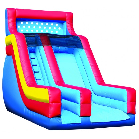 Rent inflatable slide in Maine and New Hampshire