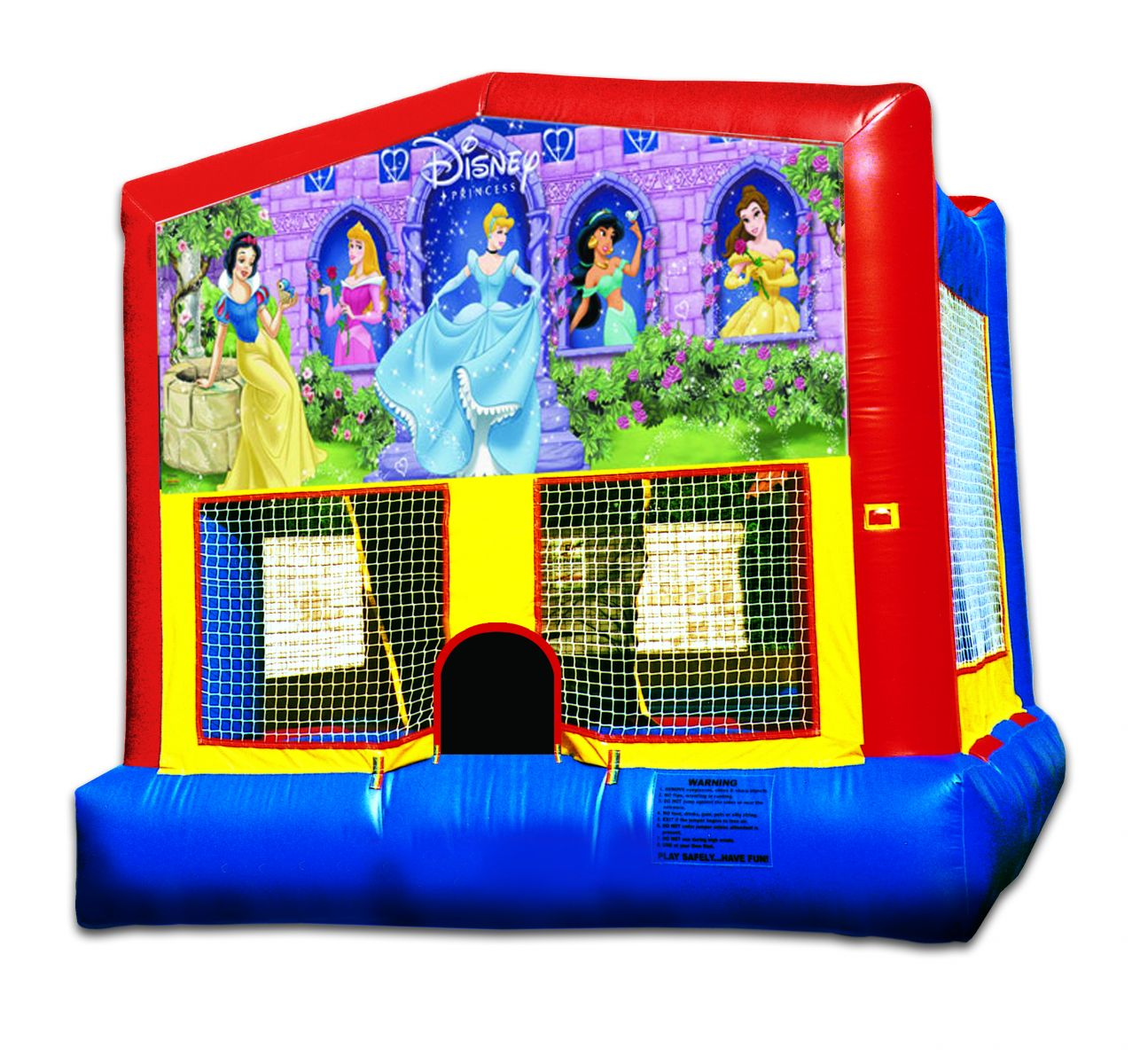 Disney-princess-bounce-house-rental-maine-new-hampshire