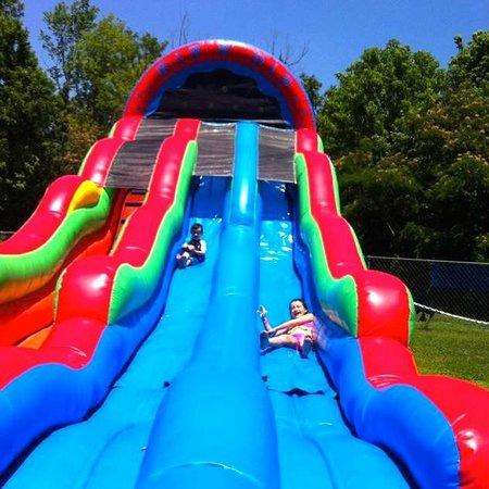 Inflatable-party-rental-water-slide