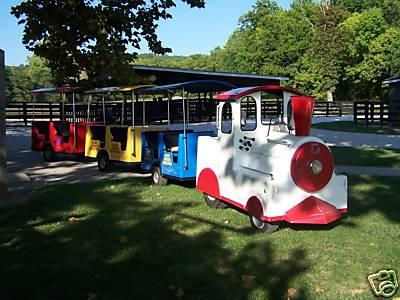 Trackless Train rental maine and new hamsphire