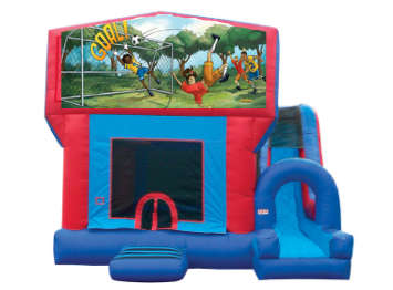 Soccer-bouncy-combo-house-exeter-new-hampshire-Maine