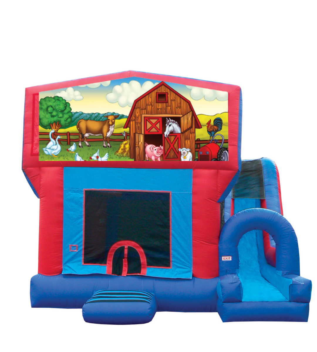 rent combo bouncy house