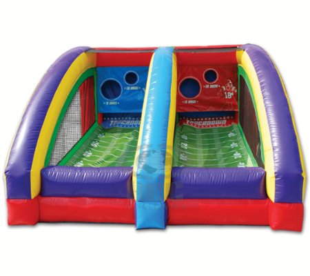 Small inflatable sports games for rent