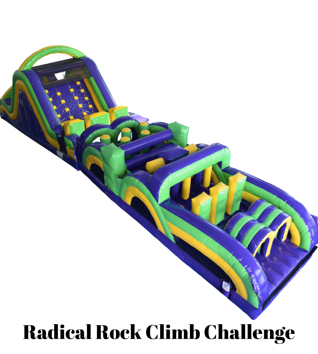 Rent Inflatable Obstacle Course