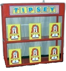 Tipsey Clown Knock Down