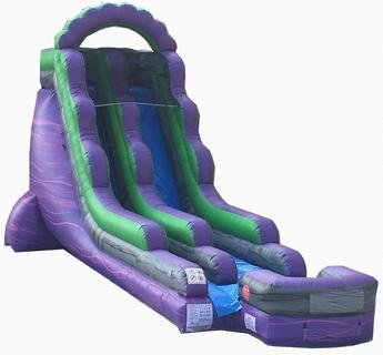 Purple Crush Water Slide Rental-NH&ME