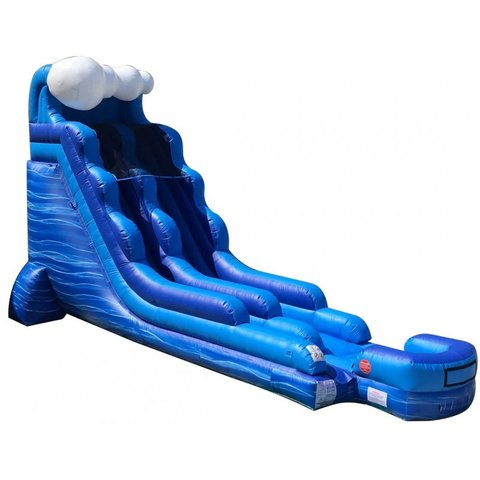 18' Summer Wave Water Slide
