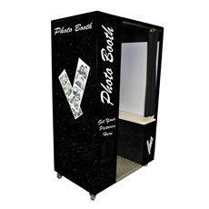 Deluxe Sit Down Photo Booth - 5 hours