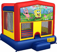 Spongebob Bounce House-Licensed