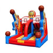 X-treme Basketball Hoops