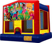 Fairyland Theme Bounce House