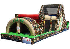 Boot Camp Blast Obstacle Course