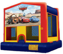Disney Pixar Cars Bounce House
