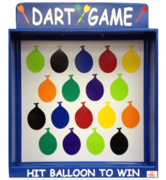 Magnetic Balloon Darts Game