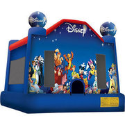 World of Disney Bounce House-Licensed