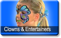 Clowns & Entertainers