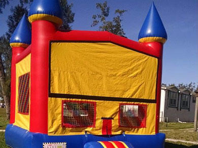 2n1 Modular Bounce House Rental