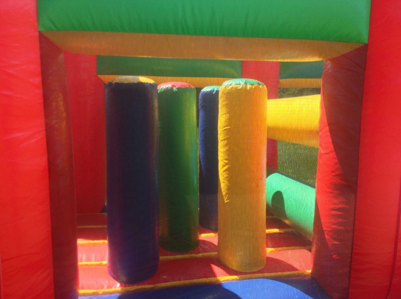 Tampa Bounce House Obstacle Course Rental