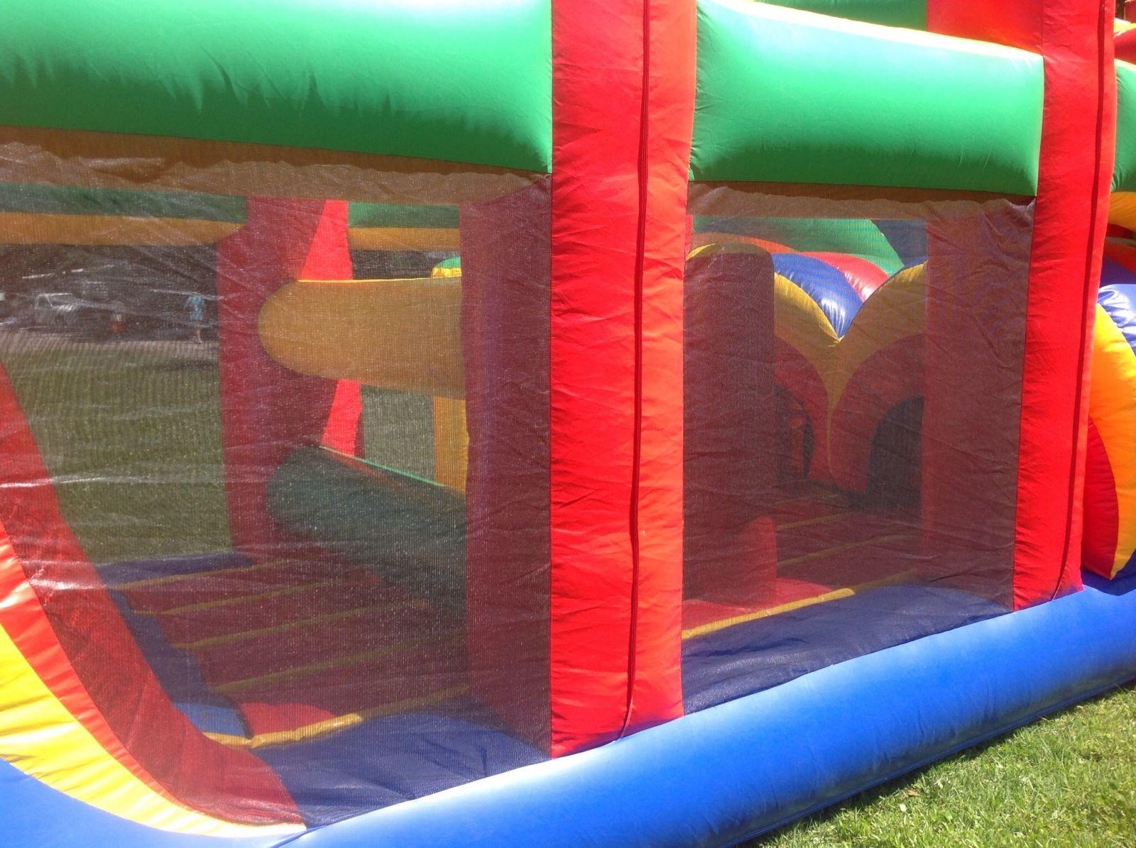 Inflatable Obstacle Course Rental Tampa