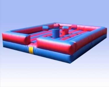 Joust Arena Bounce House Rental