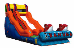 20ft BIg Kahuna Waterslide