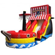 20ft Pirate Adventure Water Slide