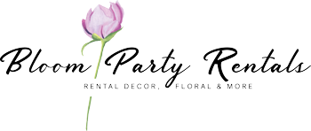 Bloom Party Rentals