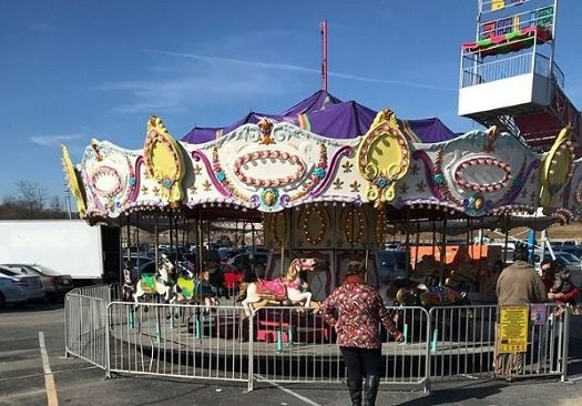 carnival ride rentals baton rouge Louisiana