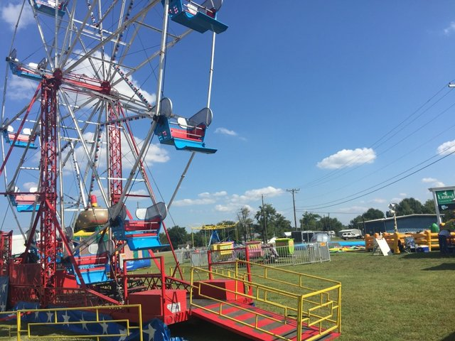 carnival ride rentals bloomington indiana