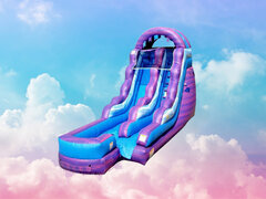 16ft Cotton Candy Water Slide