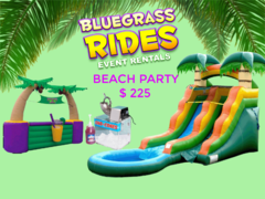 BEACH PARTY PACKAGE