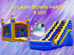 Splash Down Party