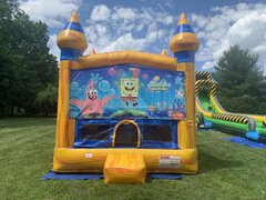 SpongeBob Castle Bounce