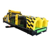 40' Venom Inflatable Obstacle Course