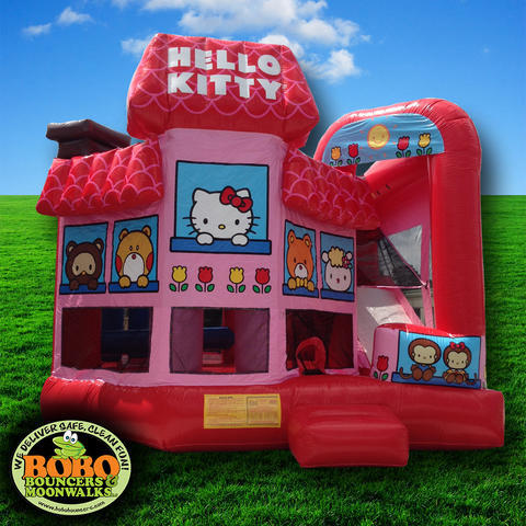 Hello Kitty 3D 5 in 1 Wet