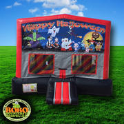 Happy Halloween 15x15 Bouncer