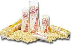 Supplies for 50 Add'l Popcorn Servings