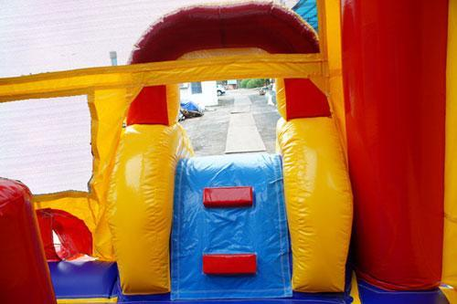 Inside of Bounce House 2