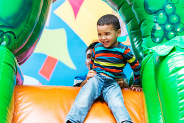 Bounce House Party Rentals in Conroe TX