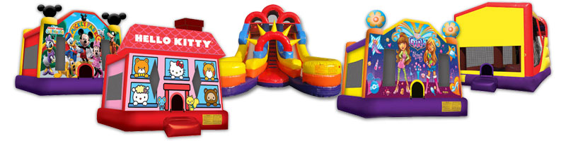 Bounce House Rentals in the Woodlands TX
