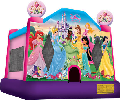 (18) Disney Princess Castle