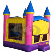 Girls Party Bounce House