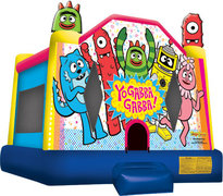 Yo Gabba Bounce House