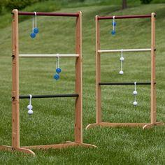 Born2Bounce Party Rental ladder ball rental