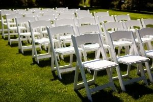 table and chair rentals in Timberwood Park