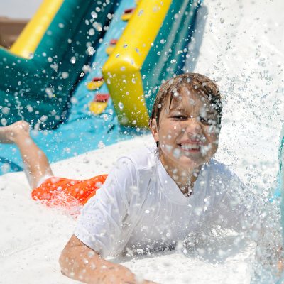san antonio water slides rentals