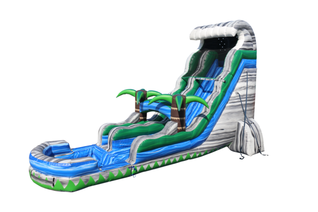 20' Tsunami Boulder Springs Water Slide