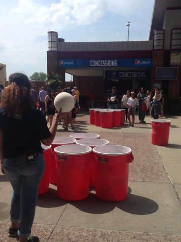 Giant Yard/Beer Pong