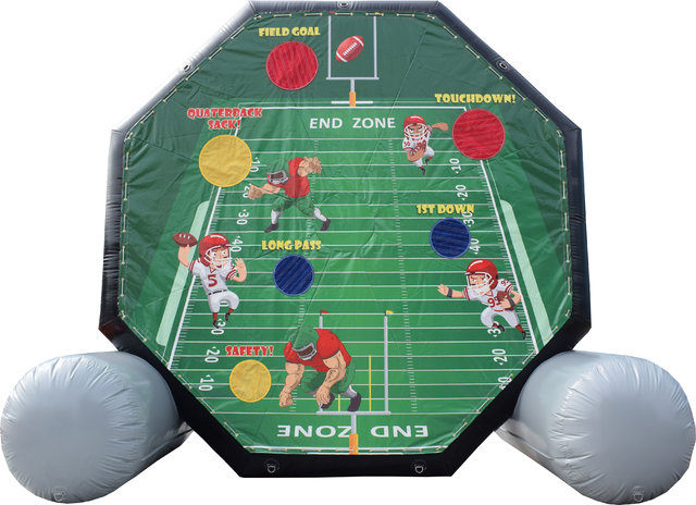 Giant Football Darts