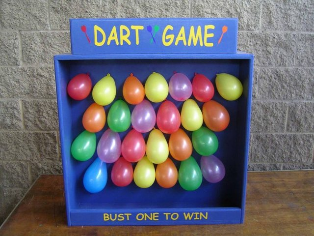Dart Balloon Game